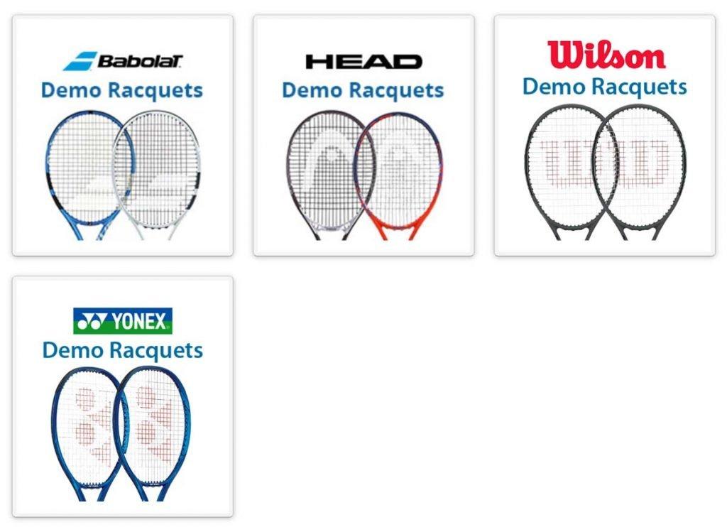 Do It Tennis - Racquet Demo Program
