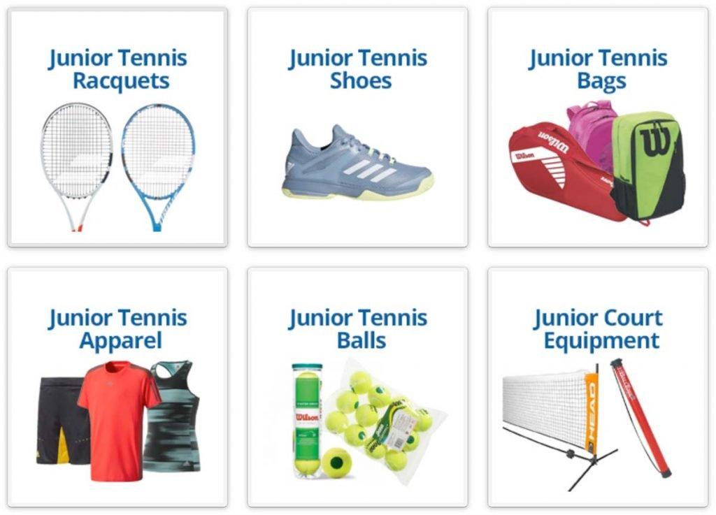 DoItTennis.com - Junior Tennis Equipment